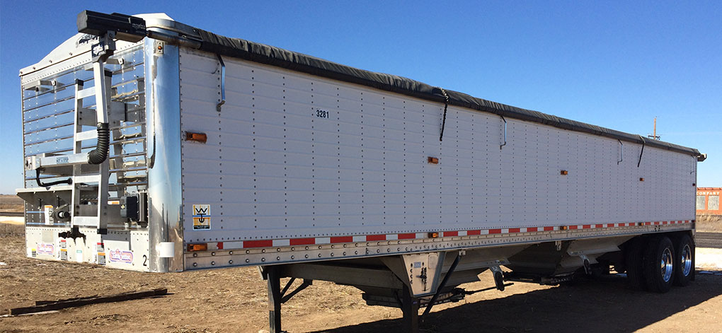 Selling quality hauling equipment